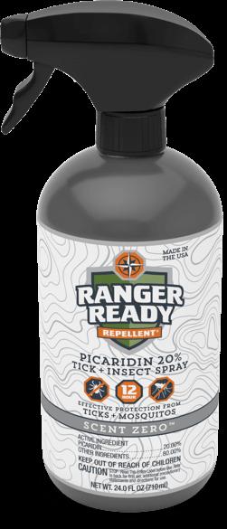 Ranger Ready Repellents Scent Zero 24oz